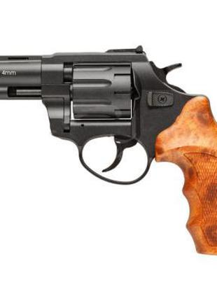 "Револьвер под патрон Флобера STALKER Brown 3"". Барабан - сталь..."