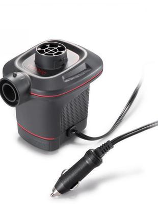 Электрический насос Intex 66636 от прикуривателя, автомобильны...