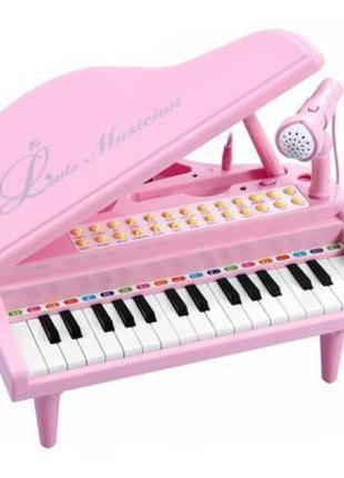 Музыкальная игрушка Baoli пианино-синтезатор Маленький музикан...