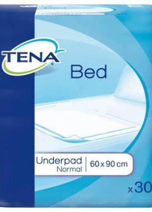 Пеленки одноразовые впитывающие для детей и взрослых Tena Bed ...