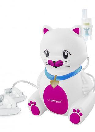 Ингалятор Esperanza ECN003 Kitty для детей и взрослых