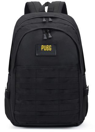 Рюкзак тактический городской X609 30 л, черный