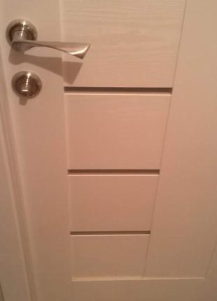 Установлю качественно межкомнатные и входные двери.