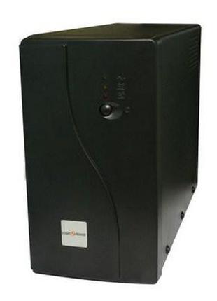 Источник бесперебойного питания U650VA (AVR) USB LogicPower (1...