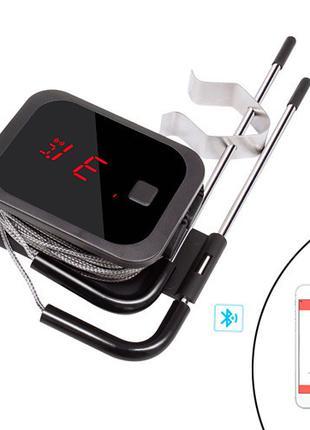 Термометр кулинарный Bluetooth для гриля INKBIRD IBT-2X +2 дат...