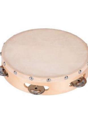 Музыкальная игрушка Goki бубен 5 колокольчиков (UC085G)