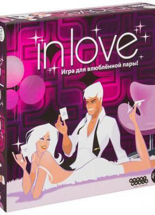 Настольная игра Hobby World IN LOVE (3-е рус. изд.) (1082)