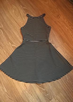 Очень милое платье, юбка-колокольчик