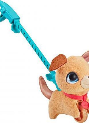 Интерактивная игрушка Hasbro маленький питомец на поводке FurR...