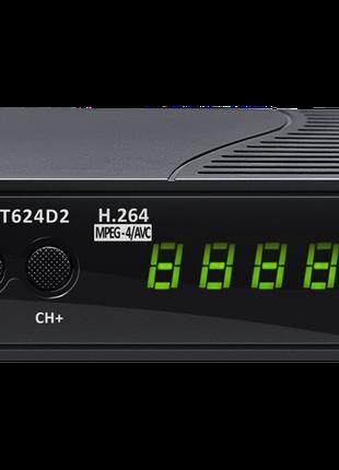 ТВ тюнер Т2 World Vision T624D2
