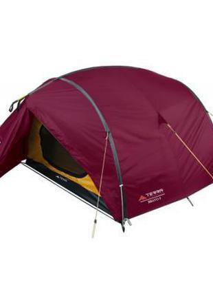Палатка Terra Incognita Bravo 3 Red (4823081505969)