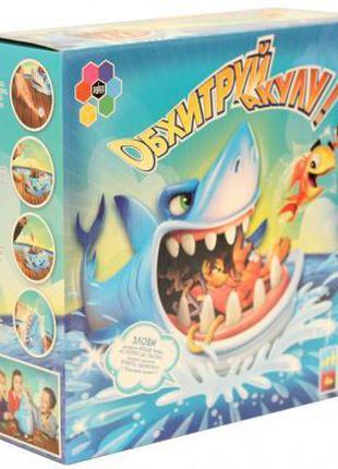 Настольная игра Super Puper Обхитри акулу (30738.006)