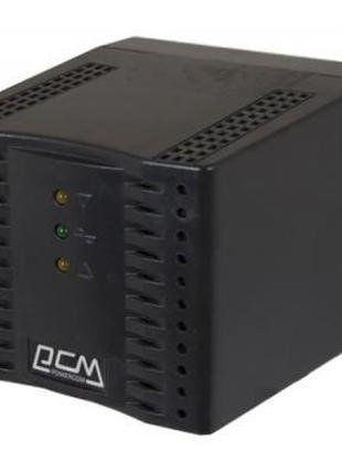 Стабилизатор напряжения Powercom TCA-2000 (TCA-2000 black)