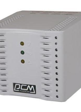 Стабилизатор напряжения TCA-1200 Powercom (TCA-1200 white)