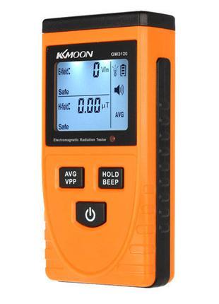 Детектор тестер электромагнитного излучения поля KKmoon GM3120