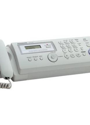 Факсимильный аппарат PANASONIC KX-FP207UA телефон-факс, печата...