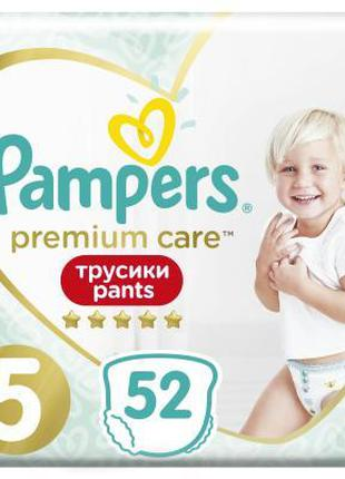 Подгузник Pampers Premium Care Pants Junior Размер 5 (12-17 кг...