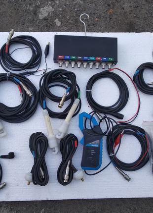 MT-Pro 4.1 Осциллограф мотор-тестер. Максимальный