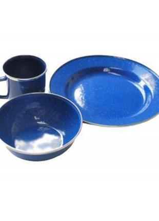 Набор туристической посуды Tramp TRC-074