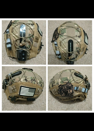 Кавер на каску типа FAST Helmet