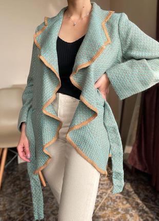 Шерстяной свитер, кардиган missoni оригинал