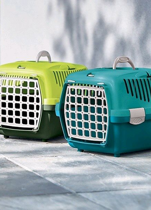 Переноска для кошек и собак Stefanplast Gulliver 1 Италия