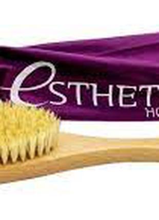 Дренажная щетка для сухого массажа бук Esthetic House Dry Massage