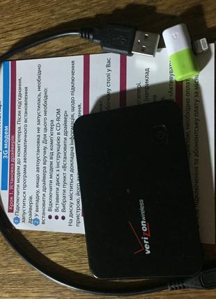Wi-fi (3G модем)