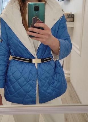 Куртка пальто пуховик max mara