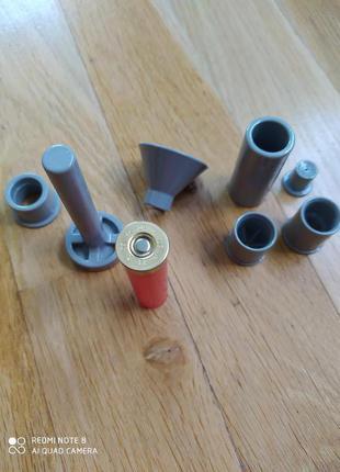 Комплект матриць з навойником, втулкою і лійкою12,16, 20, 28 к.