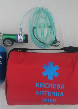Киснева аптечка мини /кислородная аптечка мини