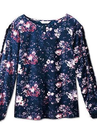 Шикарная блуза от ТСМ tchibo 48,50,52,54 наш