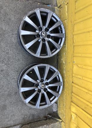 Диски R17 Lexus ES