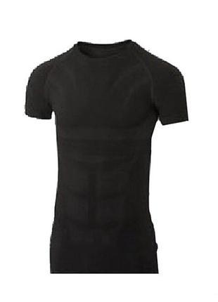 Мужская термо футболка термобелье вискоза шерсть мериноса criv...