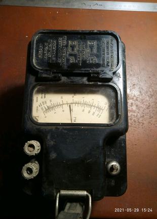 Мегометр М1101М