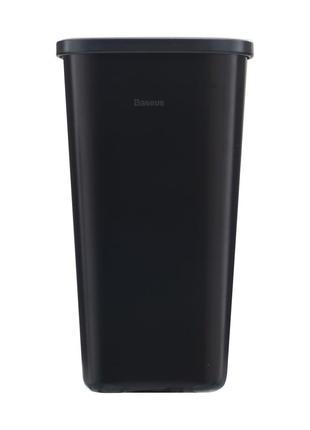 Мусорный Бак Baseus CRLJT-A Цвет Чёрный, 01