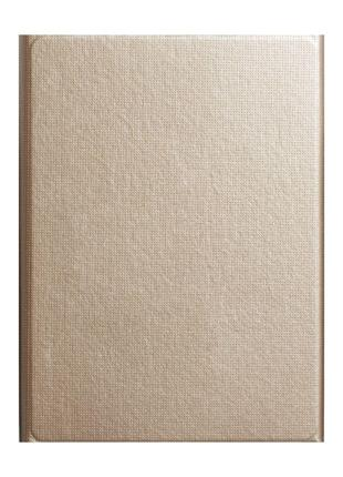 """Чехол-книжка для Huawei M3 Lite 10"""" Цвет Золотой"""