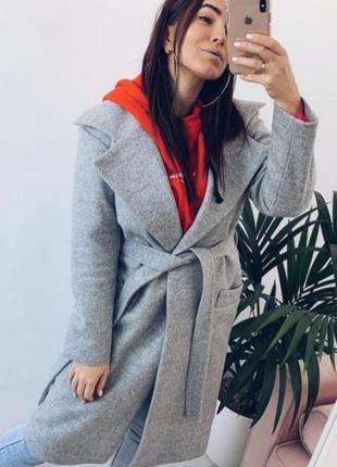 Пальто холодная осень/теплая зима