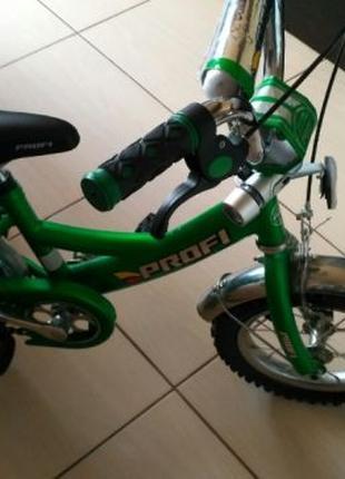 Велосипед Profi Trike зеленый