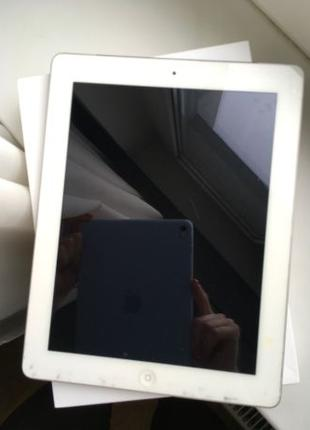 Планшет Apple iPad 4 retina WI-FI + CELLULAR 64GB