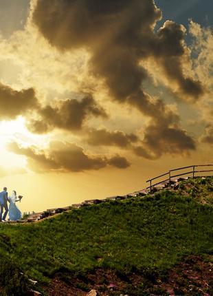 Фотограф подарит романтические воспоминания о вашей свадьбе