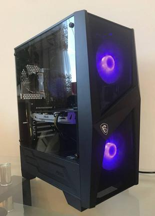 Игровой компьютер Ryzen 5 3500x/1060/240GB