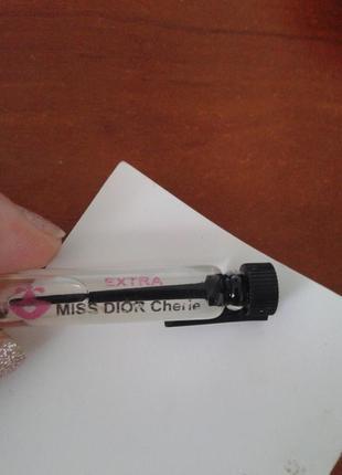 Пробник парф.компании bruna-аромат miss dior  cherie 2 ml