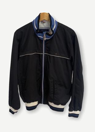 Куртка ветровка tommy hilfiger мужская