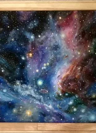 Картина космос