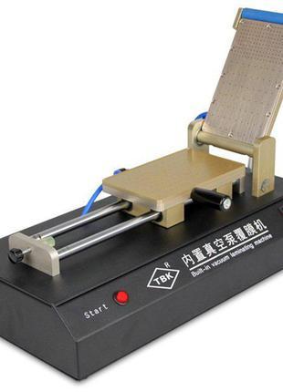 Ламінатор плівки (OCA, поляризаційної) TBK-R, з вбудованим вак...