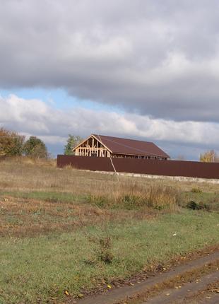 Земельна ділянка в с.Гожули (м.Полтава)