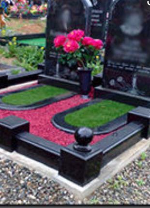 Облагораживание могильного участка