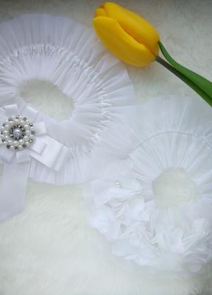 Подвязка на ногу невесте