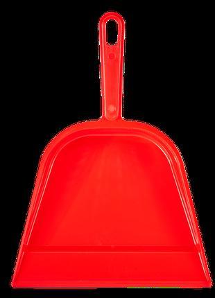 Совок для мусора (красный)